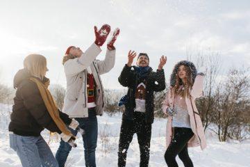 vinterferie for sammenbragt familie